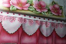 Pintura de tecidos