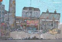 Y08 Urban - Artist Research