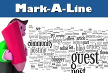 For Mark A Line / Mark-a- line is a new platform where you can post and read different articles, blogs, news, images and videos go ahead to explore more.