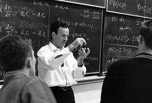 Richard Feynman / Dedicated to the memory of Richard Phillips Feynman Born May 11, 1918 Manhattan, New York DiedFebruary 15, 1988 (aged 69) Los Angeles, California ResidenceUnited States NationalityAmerican FieldsTheoretical physics InstitutionsCornell University California Institute of Technology