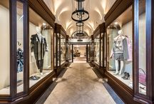 IMATIO STORE by Manousos Leontarakis & Associates / Chique clothing store with a lot of famous clothing & shoe brands in the center of Heraklion designed by Manousos Leontarakis & Associates