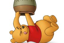 Winnie the pooh & friends / Pooh Bear / by ✾Mayra✾