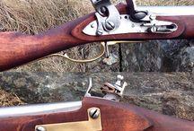 Project M1829 flintlock
