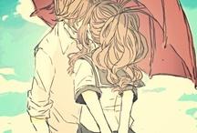 Manga couples