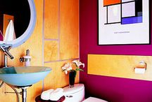 bathroom ideas / by Colleen Landgrebe