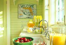 Inspirational Kitchens / by Katie Stines