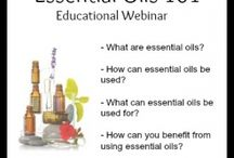 Essential Oils / by Rachael McGee
