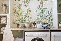 Laundry and Mud Rooms / by Sarah Hall