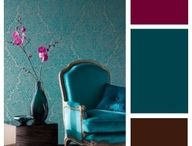 Color pallet / for home