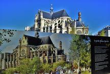 Église Saint-Eustache / Église Saint-Eustache Paris by Adrien Perreau