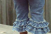 Pantolon çocuk