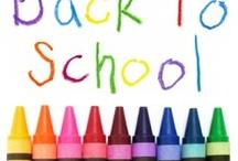 School and Teaching / by Amanda Kincade Brimer