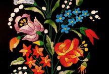 Ethnic Embroidery / by Yelena Berenshteyn