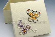 scatole Quilling