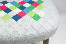 Furniture / Assorted re-designed furniture