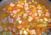 Asian Dish-Soups