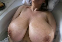 Breast queen Milena Velba
