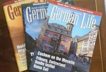 German Books and Magazines / Looking for books about Germany? Like to flip through Magazines about Germany?  Maybe you are looking for books you read as a child?   / by German Girl in America