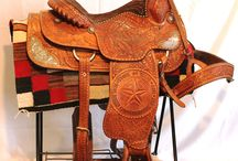 "Saddles / ""No hour of Life is wasted that is spent in the Saddle"" - Winston Churchill"