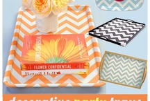 Chevrons are the new stripes / A wedding style prediction...chevrons will be the new stripes for 2012 & 2013 weddings