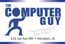 The Computer Guy / A few things about The Computer Guy!
