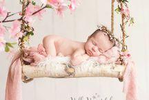 newborn girl