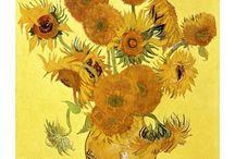 Most famous paintings / I quadri celebri dei più famosi pittori della storia dell'arte