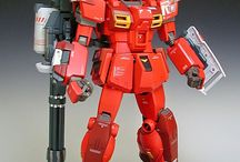 Gunpla Custom Build Ideas / Ideas and inspirations of custom gunpla.