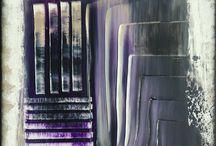 Art_clair obscure_violet noir