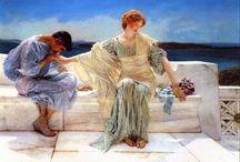 As mais belas pinturas de Lawrence Alma-Tadema - (Neoclassicismo)