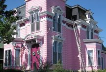 House Exteriors  / by Chel
