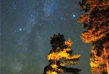 Truly Dark Skies at Clearwater Historic Lodge