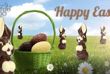Eggciting Easter 2014 / Chocolate Monggo Easter products
