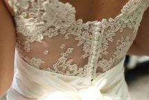 ME - Fantasy Wedding (wish Pinterest was around before I got married)