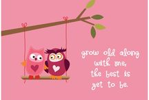 Love funny quotes / Love is Cute