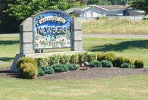 Newberg Community Scene
