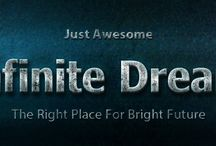 Infinite Dreams / Infinite Dreams is a career counseling project for students developed by Poornadwait Solutions Pvt. Ltd.(PSPL)