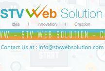 Web Design / STV Web Solution is a leading Design & Development company in India provides Web Design including Web Development, Responsive Design, Ecommerce, SEO and More.