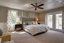 Bedroom / by Dala Hey-Ramsey