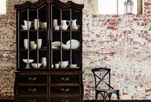 Storage Ideas / Storage solutions that help you make a statement in style!