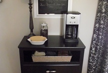 Coffee station / by Ruth Rae