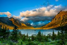 Montana – Big Sky Country / Experience the mountains, battlefields, lakes, and 50 glaciers of the American Frontier. Montana has everything a true adventurer could ever dream of. www.bestwesternmontana.com