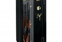 Gun Safes / by Pro Home Stores