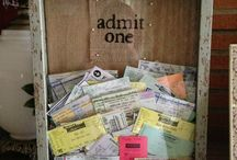 Scrapbooking -OTP / Off the page ideas and inspiration.
