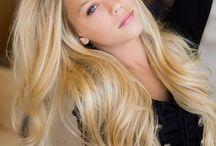i like blondes
