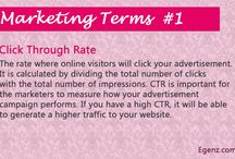 Marketing Terms by Egenz.com / If you are beginner in marketing, this jargon terms helps you to get started. We also provide services such as Malaysia Website Design Services, Web Application Services Kuala Lumpur, Groupon Website, Auction Website, Ecommerce, SMS Blast Malaysia, Internet Marketing, SEO, Online Advertising Malaysia and etc. For more information, please visit our website www.Egenz.com or call us now +603-62099903.