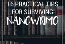 writing: NANOWRIMO