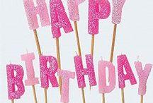 BIRTHDAY IDEAS I LOVE  / by Lori Beth