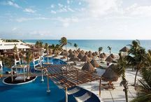 Cancun, All Inclusive Honeymoons / All Inclusive Cancun Honeymoon packages are a great option with a wide variety of resort options, gorgeous beaches, historic Mayan ruins, tons of different activities nearby and airfare is very affordable.