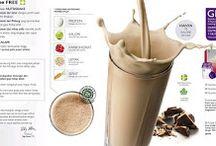 Oriflame Nutrishake minuman Sehat